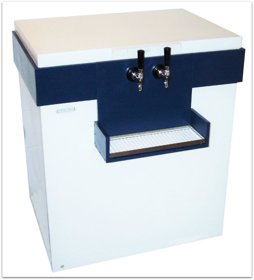Chest Freezer Kegerator