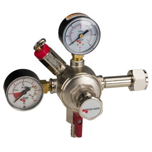 Double Gage Primary Regulator