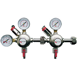 Dual CO2 Primary Gage