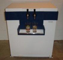 How to build a kegerator freezer 1